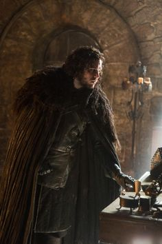 Kit Harington as Jon Snow _photo Helen Sloan_HBO