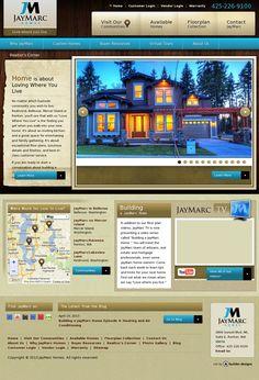 JayMarc Homes | Website Design