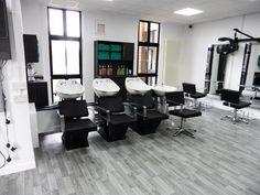 East Kent College Hair Salon