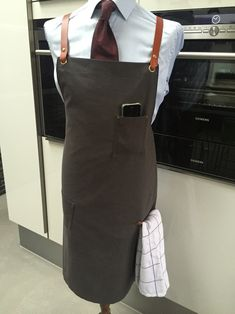 Apron for males More
