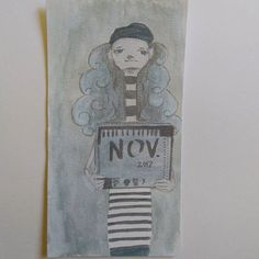 Stripped-girl