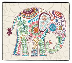 Karavan from Valori Wells is Now Available at Hawthorne Threads Just Arrived in the Shop! Karavan from Valori Wells has just arrived! Large Elephant Iron On Fabric Applique Patch von jujubeanappliques beautiful elephant : embroider this? Elephant Quilt, Elephant Fabric, Elephant Art, Elephant Pattern, Embroidery Patterns, Hand Embroidery, Machine Embroidery, Advanced Embroidery, Elefant Design