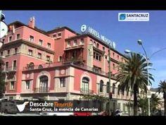 Descubre Tenerife, Santa Cruz, la esencia de Canarias