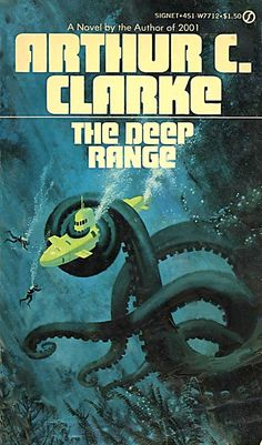 The Deep Range by Arthur C. Clarke was first published in 1957.
