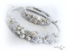 Jewelry Making, Jewellery, Unique, Bracelets, Silver, Handmade, Fashion, Moda, Jewels
