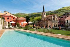 Relais del Maro - Albergo diffuso: how to turn a town into a hotel!
