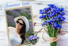 The joy of summer is given by the green and colorful nature. Summer Time, Joy, Colorful, Green, Nature, Naturaleza, Daylight Savings Time, Glee, Being Happy