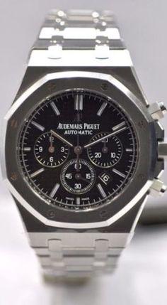 Audemars Piguet Royal Oak Chronograph Stainless Steel Watch 26320ST.OO.1220ST.01