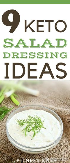 Mouth watering keto salad dressing to dip your salads or crispy chicken. Make any boring meal platter interesting with these keto salad dressing.