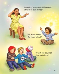 ALL classrooms are heterogeneous whether they are for kids with special needs, general classrooms or accelerated learners. Starabella audio picture books with music by a child with autism, make kids comfortable with differences, They learn what is special in themselves and others. This prepares them to become effective adults in an ever changing diverse world. Visit and Purchase: www.starabella.com