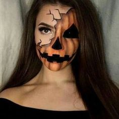 Halloween is quickly approaching us and we are about as excited as ever. Halloween is one of the best holidays because we all get to celebrate it. Halloween is about having fun with spooky object, pumpkin carving and scary movies. This is what inspired us to find the best halloween makeup ideas.