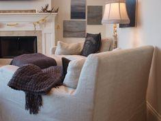 hello lovely studio: keepin it cozy {kate winslet's cottage}
