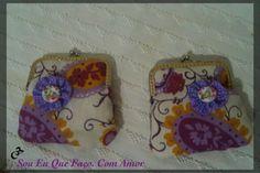 porta-moedas handmade