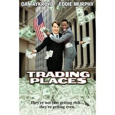 Press Rewind - Trading Places by Fandom City on SoundCloud One of our favorite holiday/buddy comedies.  #TradingPlaces #FandomCity #PressRewind #HolidayRoad
