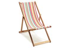 Teak Deck Chair, Acapulco