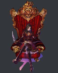 Rotten banquet - Alice -royal suit-