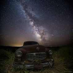 Stardust and Rust - Nash Motors by Aaron J. Groen on 500px