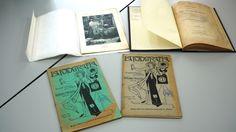 Material bibliográfico de D. Santiago Ramón y Cajal