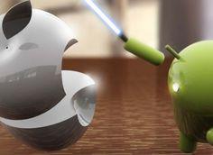 Новый андроид победит яблоко! А вы за кого????? - http://amp.gs/1XIX