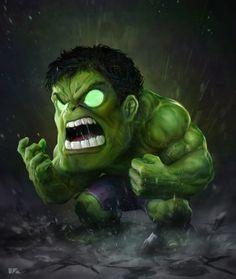 ArtStation - Hulk, kuchu pack