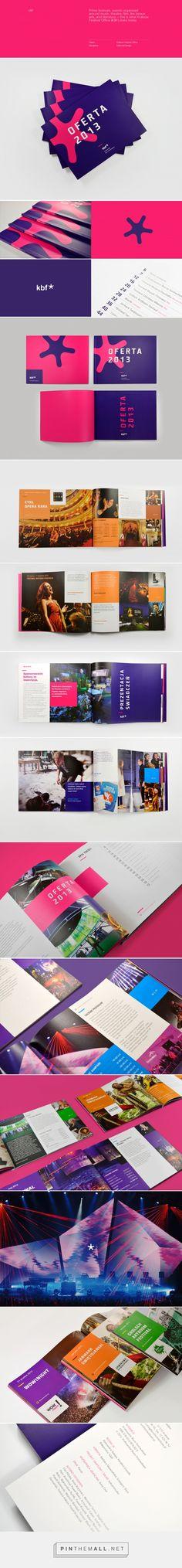 KBF Booklet on Behance - created via http://pinthemall.net