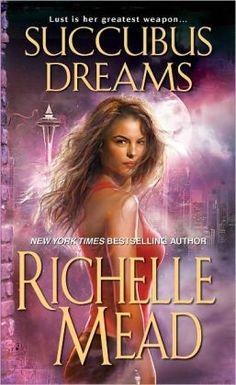 Succubus Dreams (Georgina Kincaid Series #3)