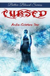 Adria, a former fallen Angel, vampire and witch in a past life, made a pact with a demon.