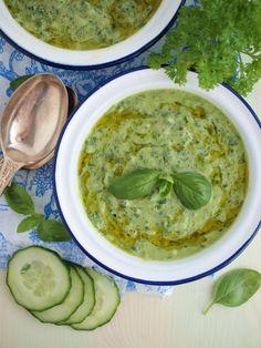 Zelené gazpacho | Lapetit
