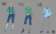 Clothes Jin by IrinaFestner94.deviantart.com on @deviantART