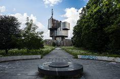 Spomenik Croazia Petrova Gora