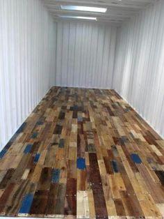 Pallet flooring my home wood pallet flooring, pallet floors, Recycled Pallets, Wooden Pallets, Recycled Wood, 1001 Pallets, Wood Pallet Flooring, Wide Plank Flooring, Pallet Wood, Oak Flooring, Pallet Jack