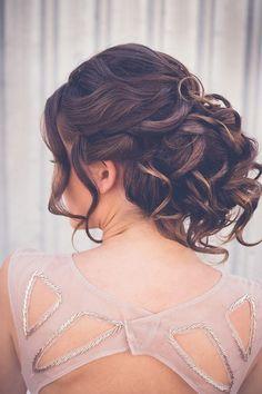10 peinados elegantes para Prom