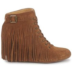 No Name DIVA INDIAN BOOTS Cognac