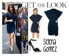 """""""Selena Gomez Out in New York City June.5.2017"""" by valenlss ❤ liked on Polyvore featuring Jacquemus"""