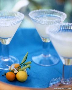 Challenge yourself to think beyond the standard citrus-tequila combo with these recipes.