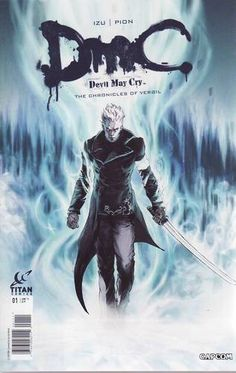 Devil May Cry: The Vergil Chronicles #1
