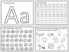 Imagine similară Cursive Writing Worksheets, Tracing Worksheets, Cat Coloring Page, Coloring Pages, Kindergarten Math Worksheets, Homeschooling, Letters, School Stuff, Baby Boy
