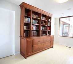 JEM Woodworking has been providing custom cabinetry, manufactured out of Hudson, NY for over 25 years. Kitchens, bathrooms, built-ins all customized to your style preferences. Custom Cabinetry, Built Ins, Bookcase, Your Style, Woodworking, Shelves, Kitchen, Furniture, Home Decor
