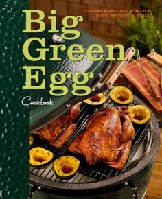 Delicious holiday grilling recipes from Big Green Egg and Broilmaster. Source: RichsHomeblog.com