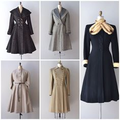 I've a confession to make; I've been holding out on you - all you vintage princess coat lovers. Because, how ...