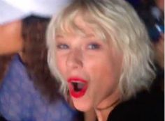 Rihanna makes a surprise appearance at Coachella and Taylor Swift's reaction is all of us Taylor Swift, Calvin Harris, Coachella, Rihanna, Celebrities, Celebs, Celebrity, Famous People