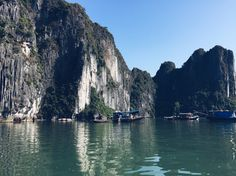 #vietnam #halongbay #kajak
