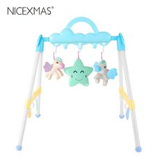 Multifunctional Fitness Frame with Teether Rattle Play Gym Activity Educational Toy for Baby Toddler Kids Baby Activity Gym, Activity Toys, Toddler Toys, Baby Toys, Toys For Tots, Baby Workout, Play Gym, Infant Activities, Jouer