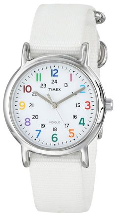 Shop for Timex Weekender White Nylon Ladies Watch. Get free delivery On EVERYTHING* Overstock - Your Online Watches Store!