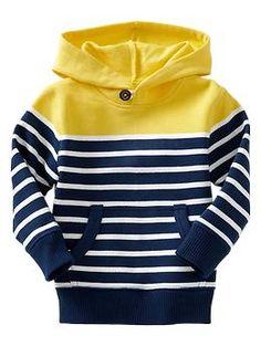 Striped colorblock pullover   Gap-For J