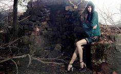 Preview | Karlie Kloss Stars in Animale's Celtic Inspired Winter '14 Ads