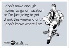 Vacation   Funny Memes