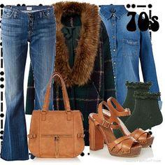 Autumn 70´s | Women's Outfit | ASOS Fashion Finder