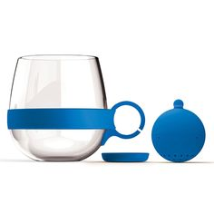 Tea Ball Blue