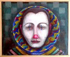 Presencias - Valentín Batalla http://www.lemonycoco.es/presencias-valentin-batalla/ #arte #exposición #pintura #retrato #art #exhibition #painting #portrait